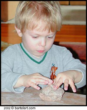 how why clay for toddlers preschoolers