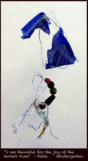 END OF WIRE SCULPTURE LESSON PAGE